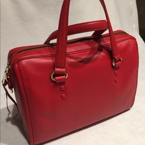 Etienne Aigner Bags - Etienne Aigner Genuine Red Leather Handbag w/ tag.